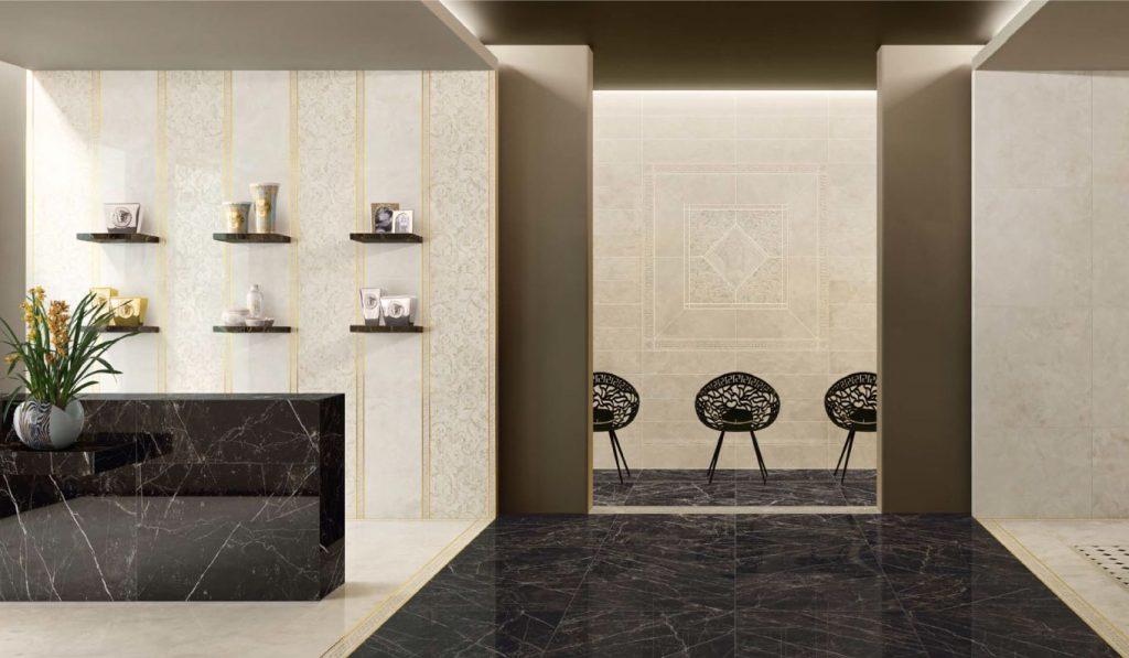 Versace Home - Mosaikfliesen und Feinsteinzeug ¦ MPV Handels AG