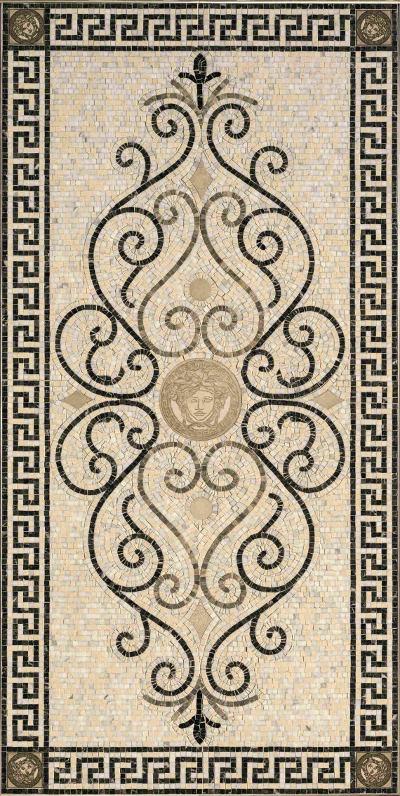 Versace-Mosaikfliesen