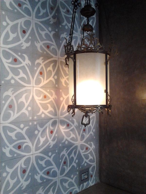 handgemachte marokkanische zementfliesen baukeramik und. Black Bedroom Furniture Sets. Home Design Ideas